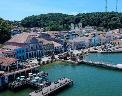 São Francisco do Sul é a Capital do Estado de Santa Catarina em 11 de Agosto