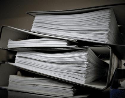 Afora a confissão, um documento é a melhor prova