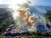 Empresas terão que recuperar área degradada por fumaça tóxica em São Francisco do Sul