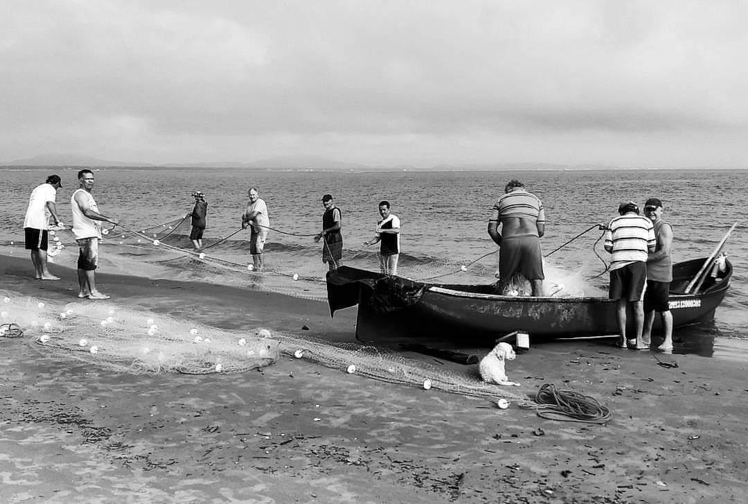 Com restrições, temporada 2020 de pesca da tainha começa em Florianópolis