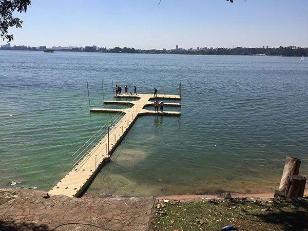 Posso construir rampa para barco em área de preservação permanente (APP)?