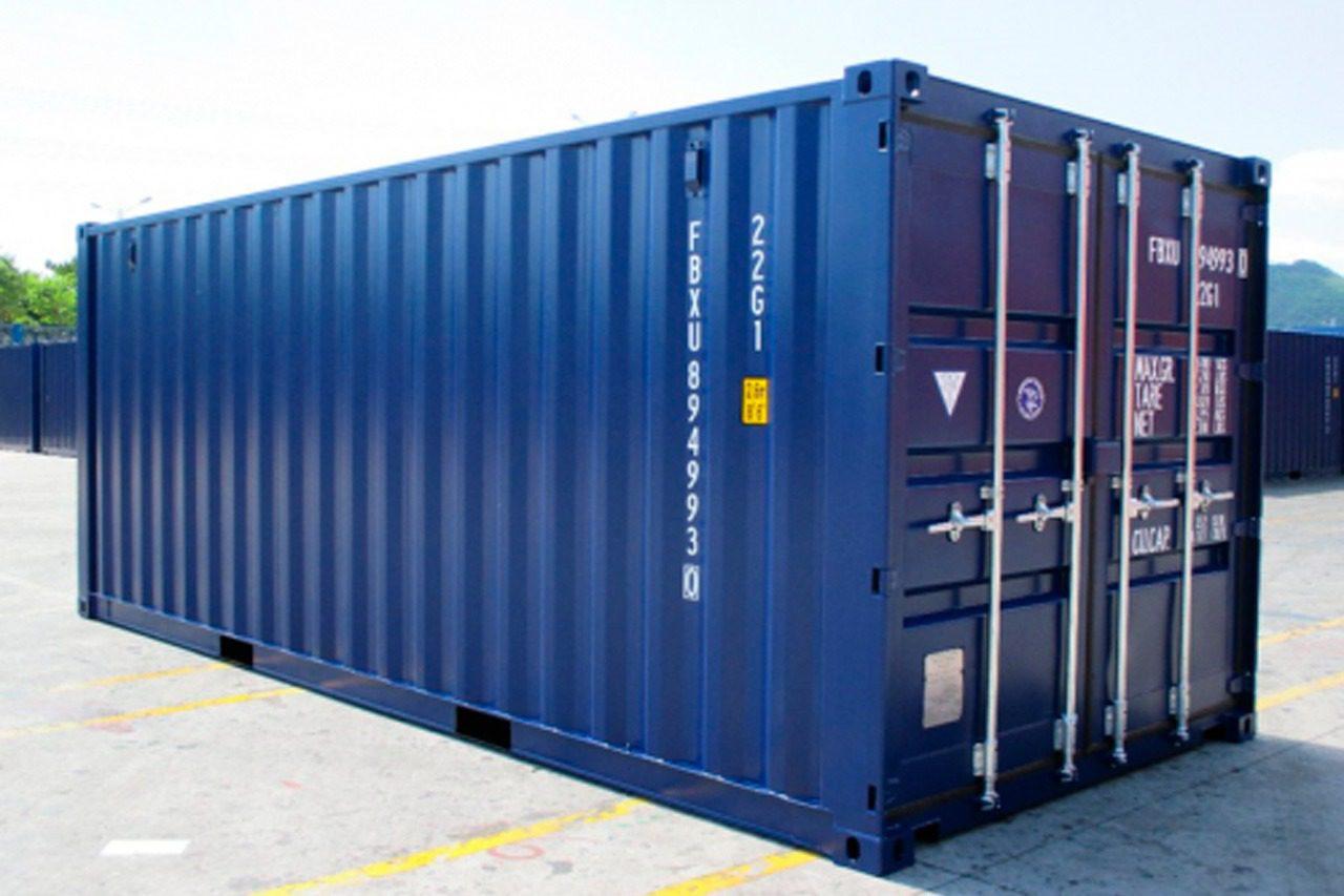 Contêineres como unidade de carga: autonomia frente à mercadoria transportada