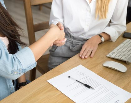 Promessa de compra e venda e escritura do imóvel