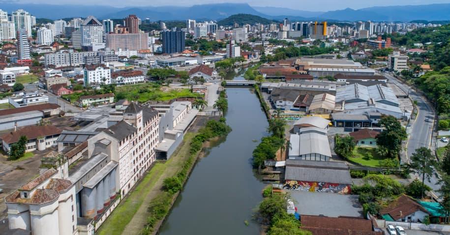 TJSC não aplica Código Ambiental a cursos d'água em Joinville